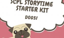 Storytime starter - dog theme