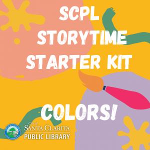 Storytime Starter: Colors!