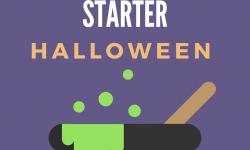 Storytime starter- Halloween