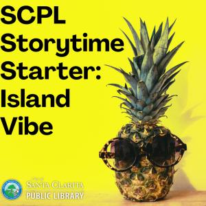 Storytime starter - Island Vibe