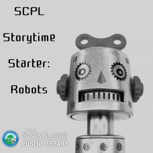 Storytime starter - Robots